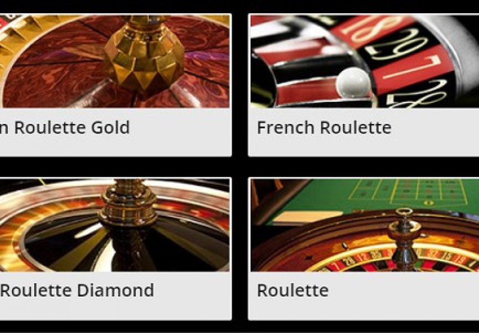 Jackpotcity roulette games selection