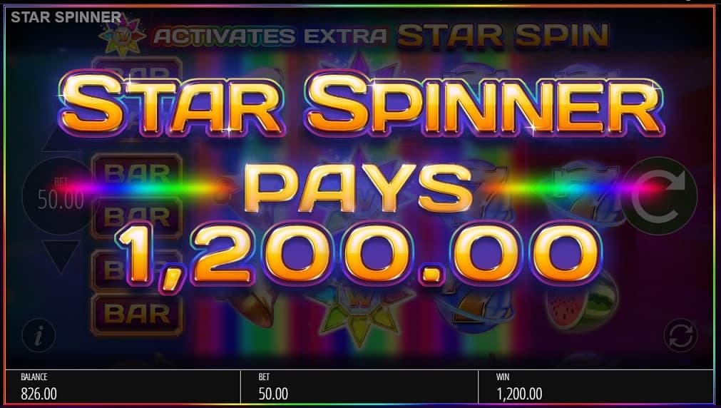 Leovegas Star spinner slots free mode