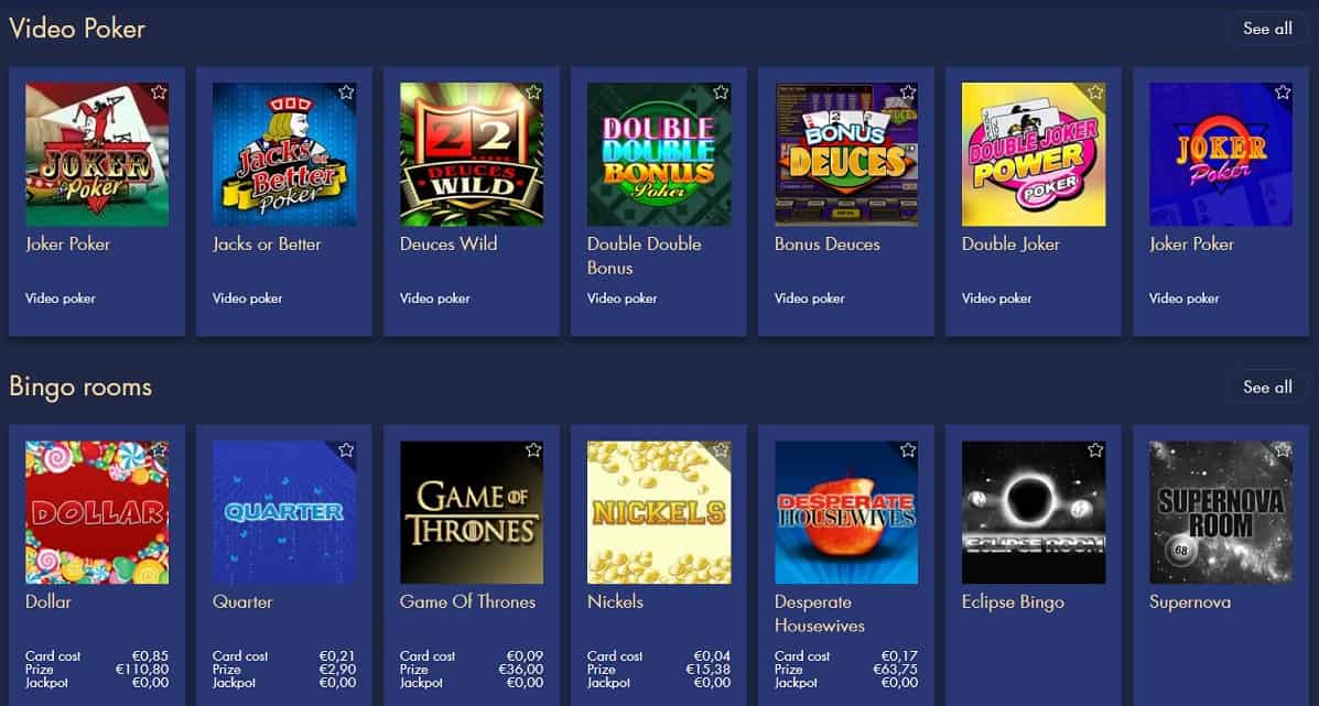 free online casino games with no download or registration