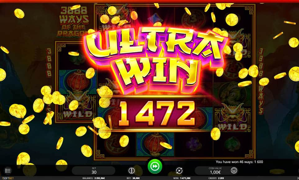 luckland 3888 ways of a dragon slot demo