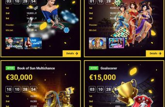 Zet Casino tournaments