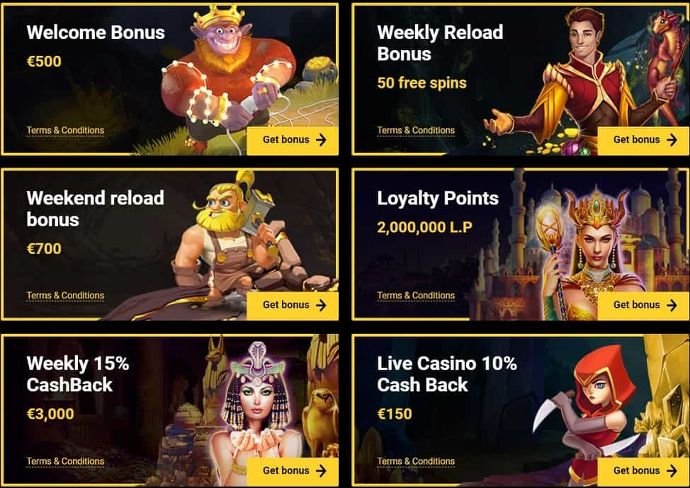 Zet casino promotions